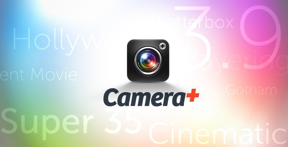 Camera+ 3.9