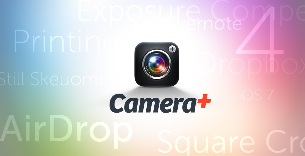 Camera+ 4