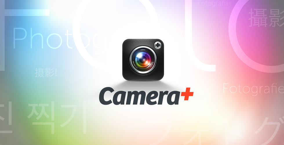 Rosetta stoning… introducing Camera+ 3.8